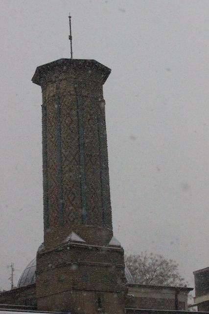 Konyaya yılın ilk karı yağdı 21