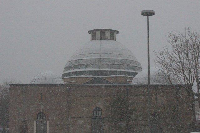 Konyaya yılın ilk karı yağdı 29