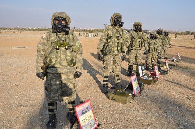 Kimyasal tehditle savaş onlardan soruluyor 11