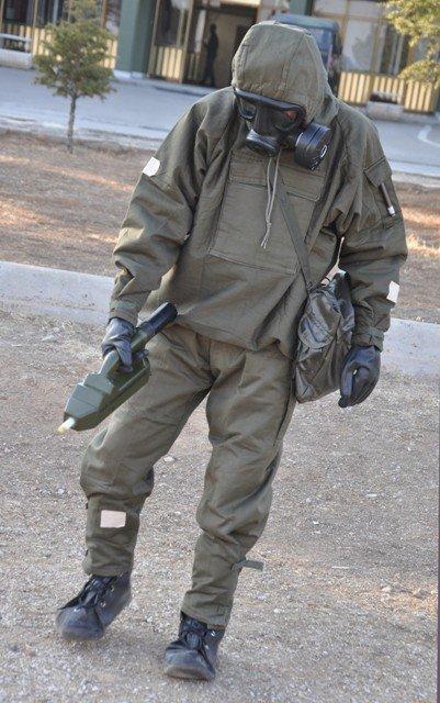 Kimyasal tehditle savaş onlardan soruluyor 7
