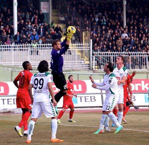 Konyaspor çok Mesut! 13