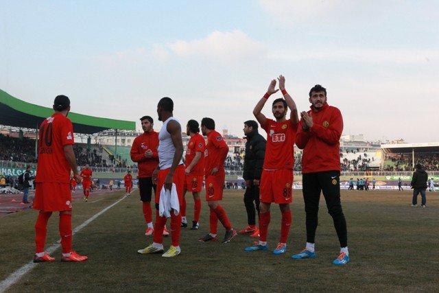 Konyaspor çok Mesut! 2