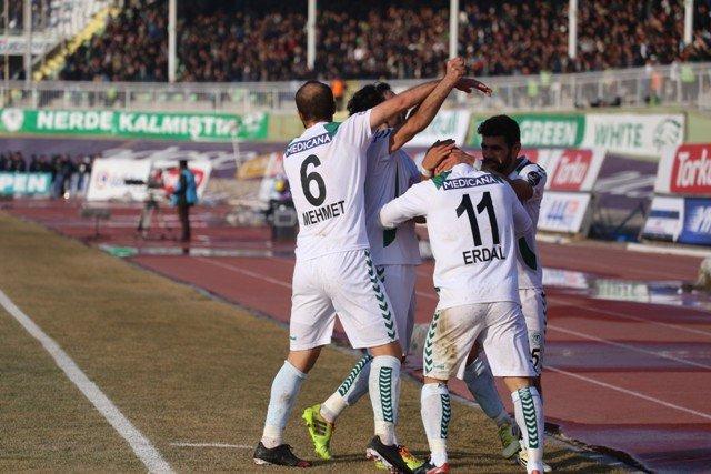 Konyaspor çok Mesut! 7