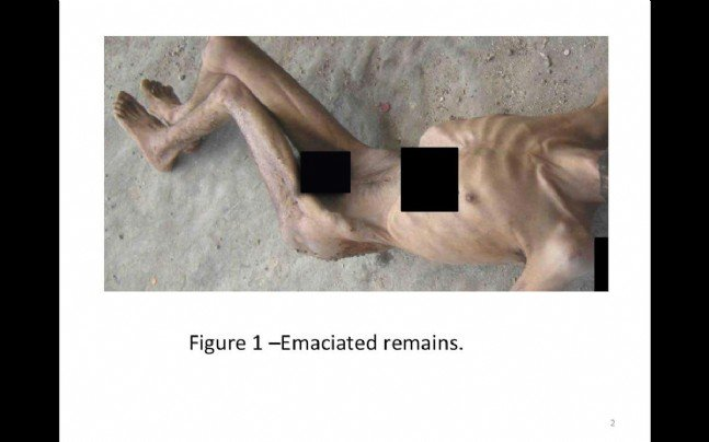 Suriyede insanlık dışı görüntüler 18