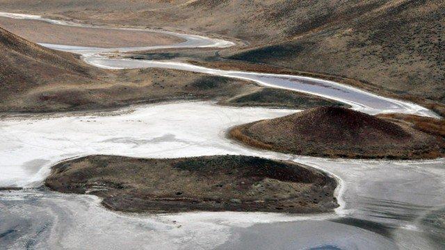 Meke Gölü kurudu 4