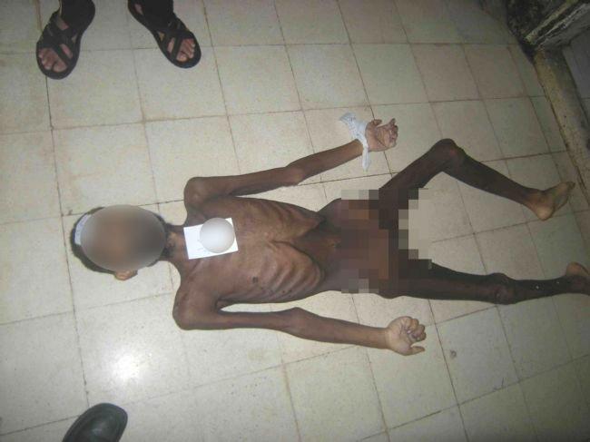 Suriyedeki vahşetin yeni görüntüleri ortaya çıktı 1