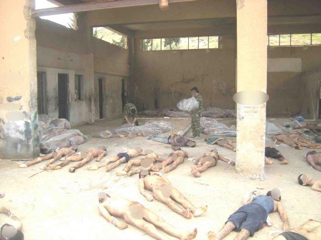 Suriyedeki vahşetin yeni görüntüleri ortaya çıktı 10