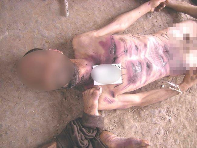 Suriyedeki vahşetin yeni görüntüleri ortaya çıktı 4