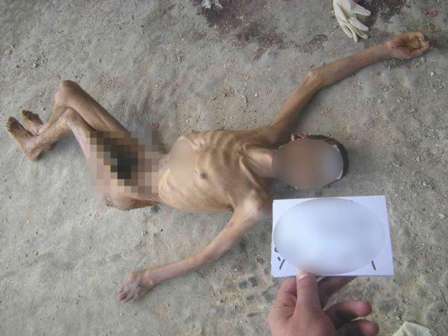 Suriyedeki vahşetin yeni görüntüleri ortaya çıktı 5