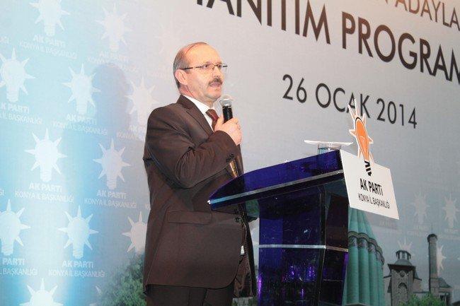 AK Parti adaylarını tanıttı 2