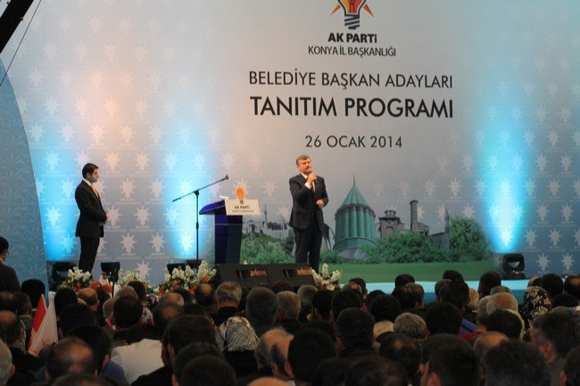 AK Parti adaylarını tanıttı 5