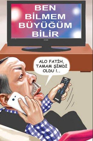 ALO FATİH karikatürleri 1