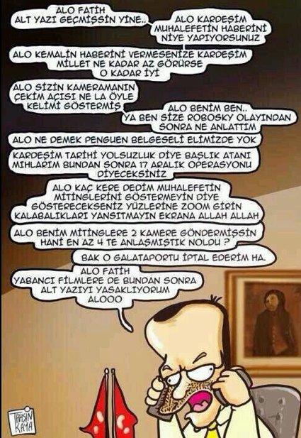 ALO FATİH karikatürleri 5