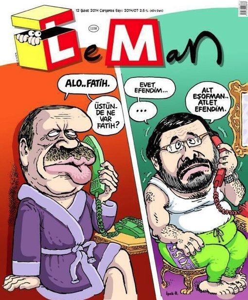 ALO FATİH karikatürleri 6
