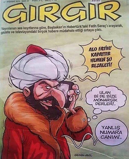 ALO FATİH karikatürleri 7