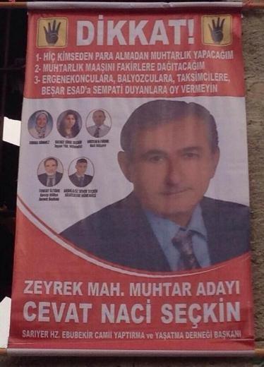 En ilginç seçim afişleri 9