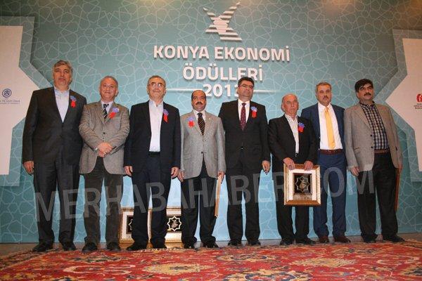 Konya Ekonomi Ödülleri 2013 10