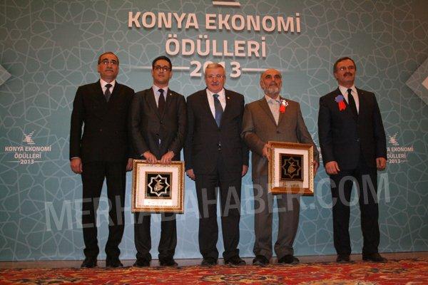 Konya Ekonomi Ödülleri 2013 11