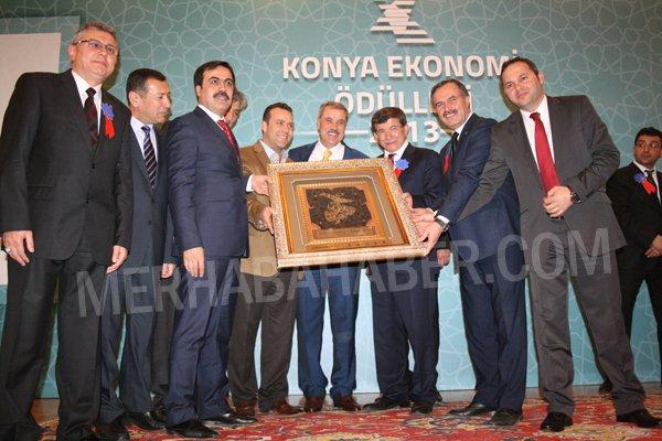Konya Ekonomi Ödülleri 2013 12