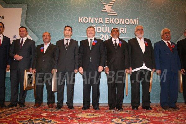 Konya Ekonomi Ödülleri 2013 13