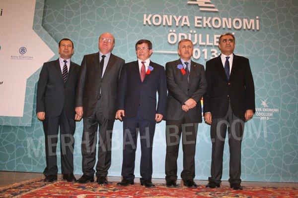 Konya Ekonomi Ödülleri 2013 2