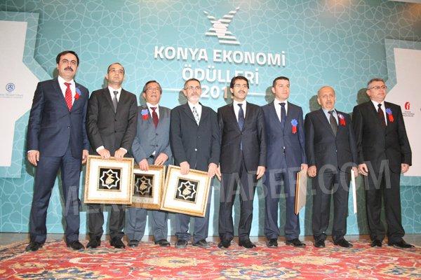 Konya Ekonomi Ödülleri 2013 4