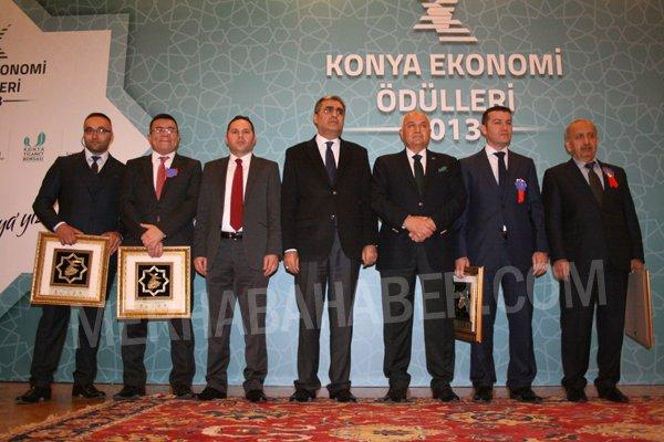Konya Ekonomi Ödülleri 2013 5