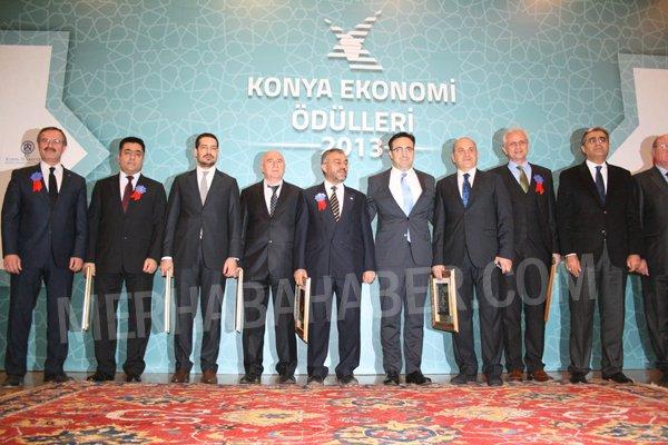Konya Ekonomi Ödülleri 2013 6