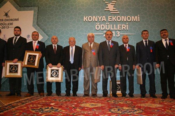 Konya Ekonomi Ödülleri 2013 7