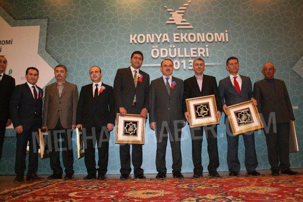 Konya Ekonomi Ödülleri 2013 8