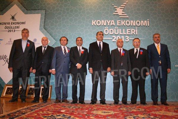 Konya Ekonomi Ödülleri 2013 9
