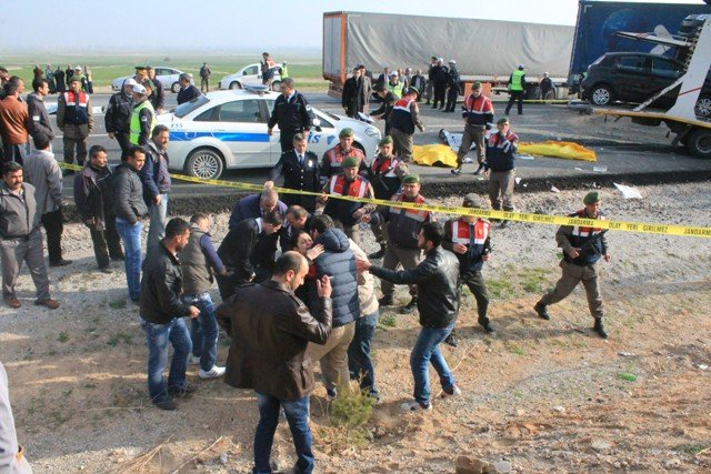 Konyada feci kaza: 9 ölü! 4