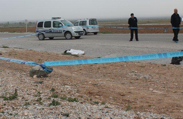 Konyada bir kadın bıçaklanarak öldürüldü 2