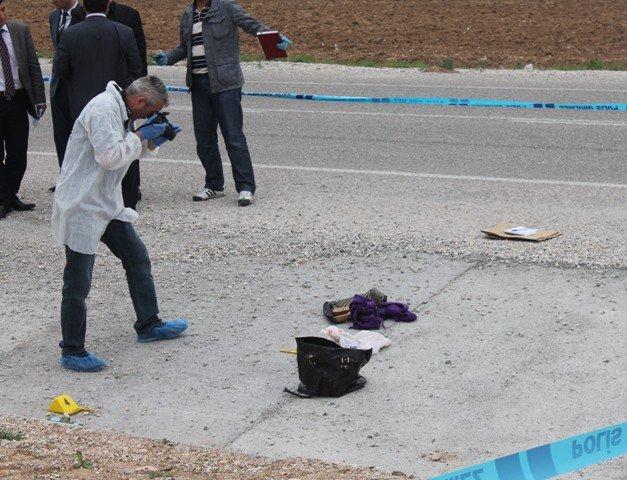 Konyada bir kadın bıçaklanarak öldürüldü 4