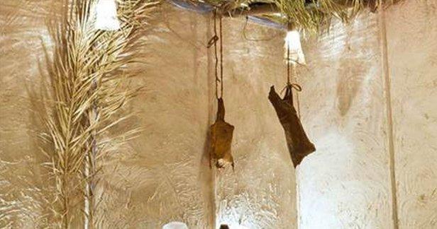 İşte Hazreti Muhammedin evi 11