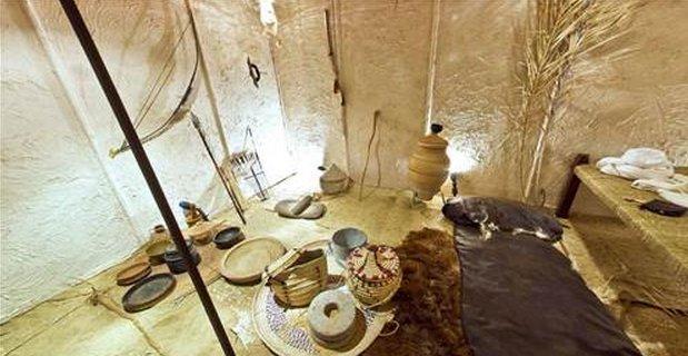 İşte Hazreti Muhammedin evi 2