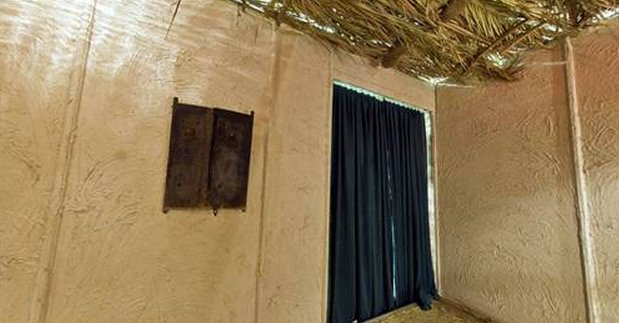 İşte Hazreti Muhammedin evi 5