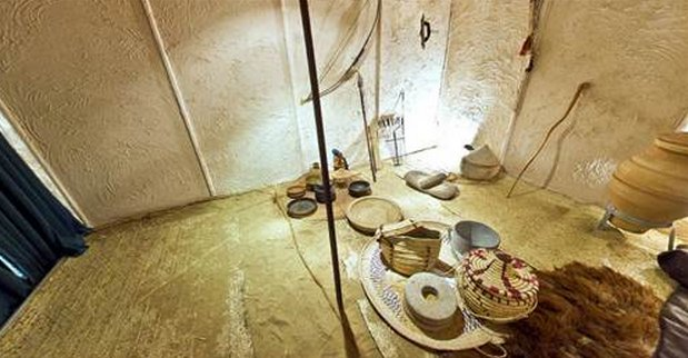 İşte Hazreti Muhammedin evi 6