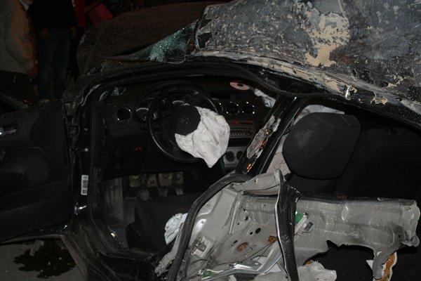 Konyada feci tren kazası! 3