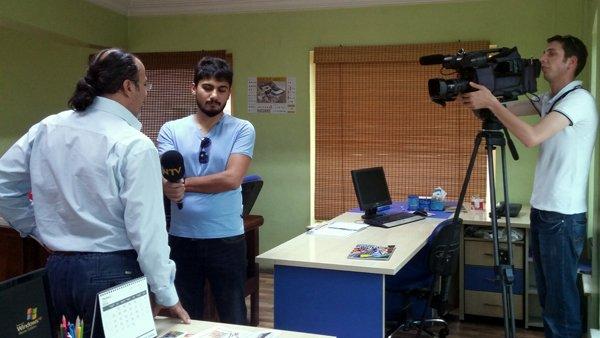 Arapça gazete gündem oldu 18