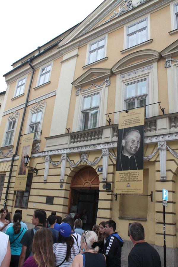 Değeri bilinmeyen şehir: Krakow 5