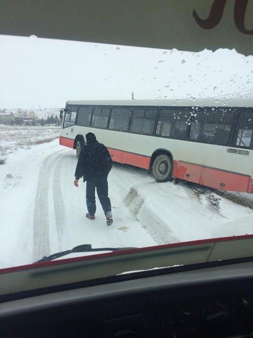 Belediye otobüsleri kazalarla anılıyor 15
