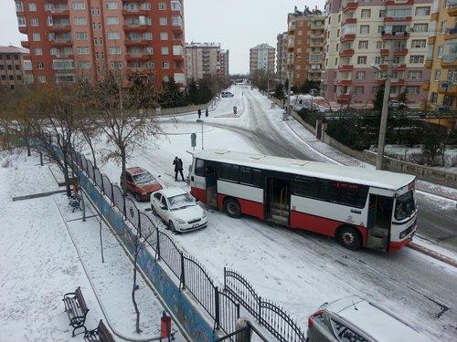 Belediye otobüsleri kazalarla anılıyor 4