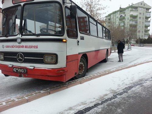 Belediye otobüsleri kazalarla anılıyor 6