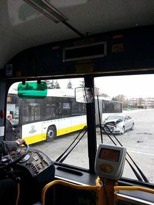 Belediye otobüsleri kazalarla anılıyor 7