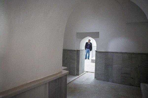 Hürrem Sultanın yaptırdığı hamam müze oldu 11