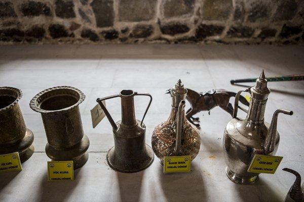 Hürrem Sultanın yaptırdığı hamam müze oldu 12