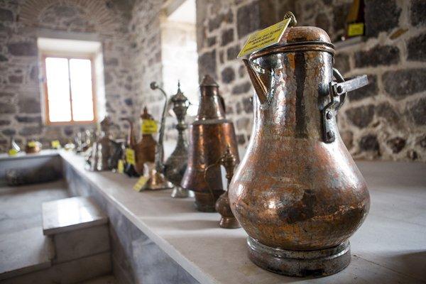 Hürrem Sultanın yaptırdığı hamam müze oldu 15