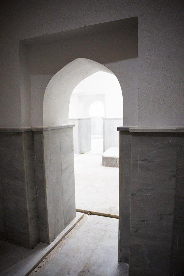 Hürrem Sultanın yaptırdığı hamam müze oldu 16