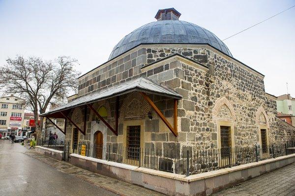 Hürrem Sultanın yaptırdığı hamam müze oldu 3